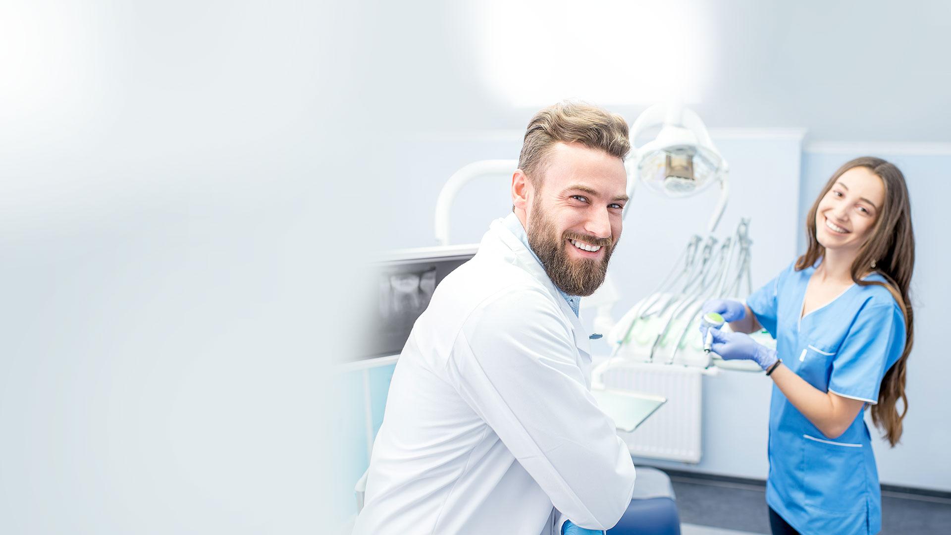 Zahnarzt Praxisgruppe