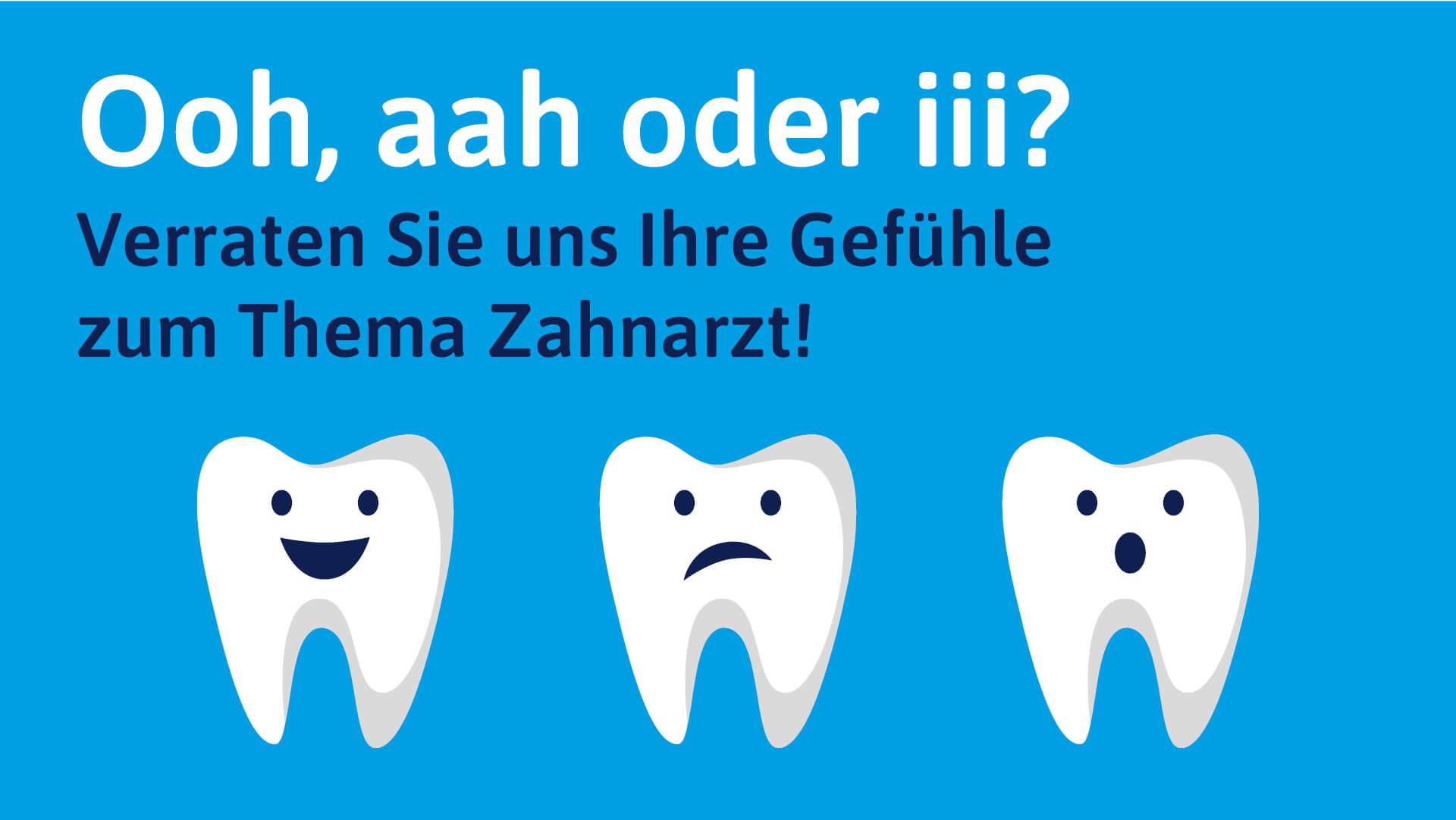 Wissenschaftliche Umfrage Zahnarzt