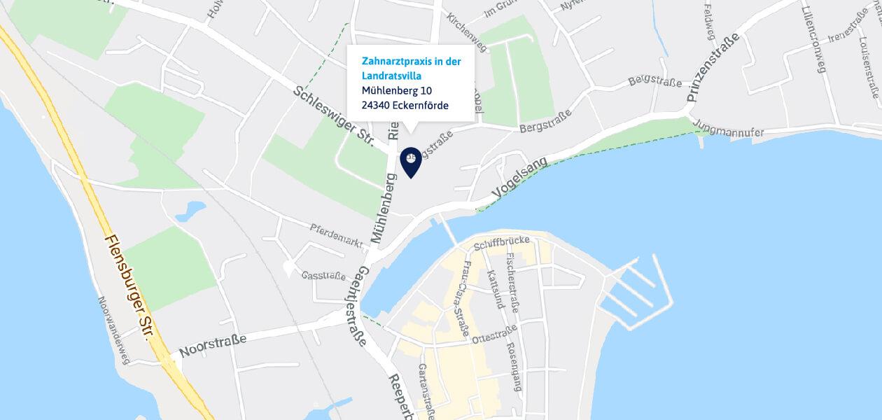 Zahnarzt Landratsvilla Eckernförde