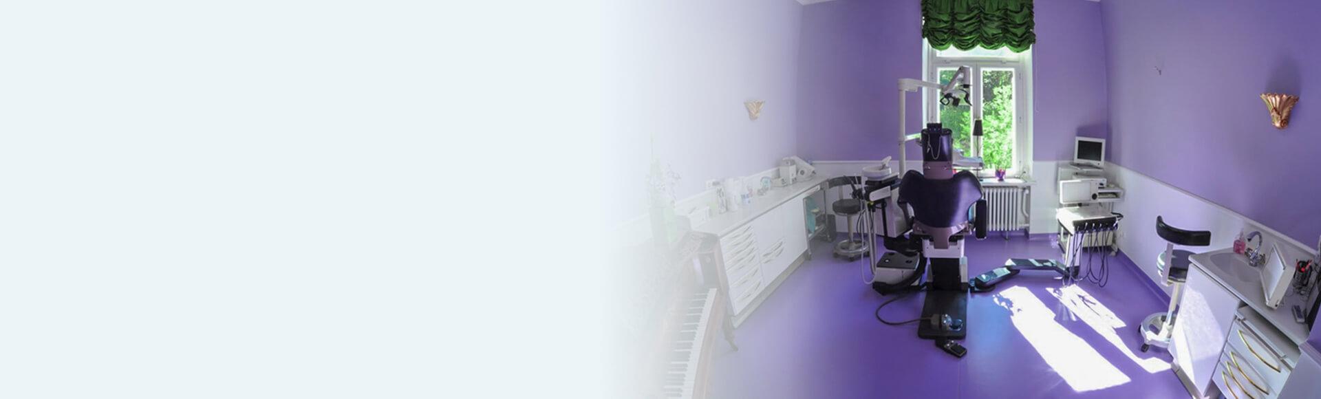 Zahnarztpraxis in der Landratsvilla Eckernfoerde