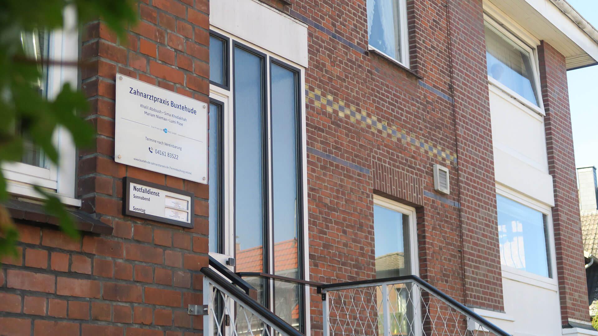 DDent Standort Buxtehude